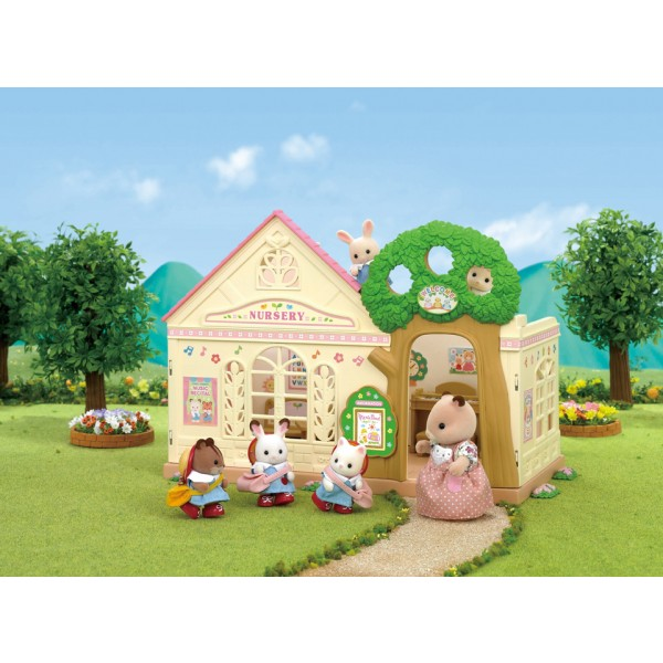 Forest Nursery - Sylvanian Families