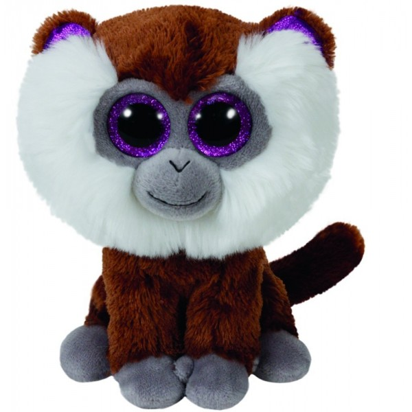 Tamoo Brown White Monkey - Beanie Boos