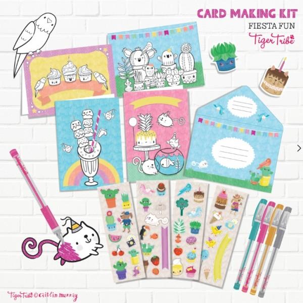 Fiesta Fun Card Making Kit