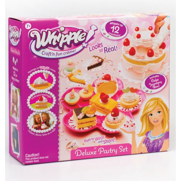 Pastry Deluxe Set - Whipple