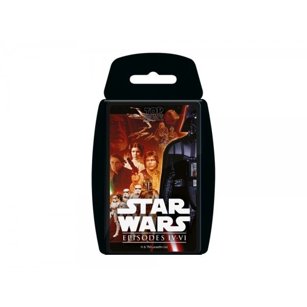 Star Wars Episode IV-VI  - Top Trumps