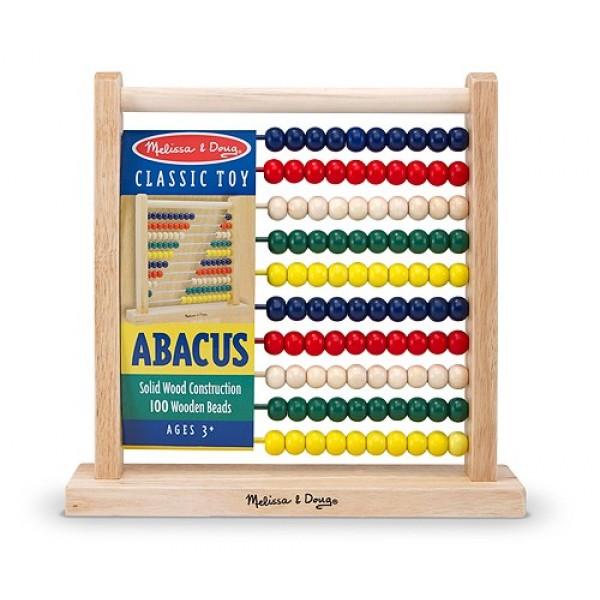 Wooden Abacus - Melissa & Doug