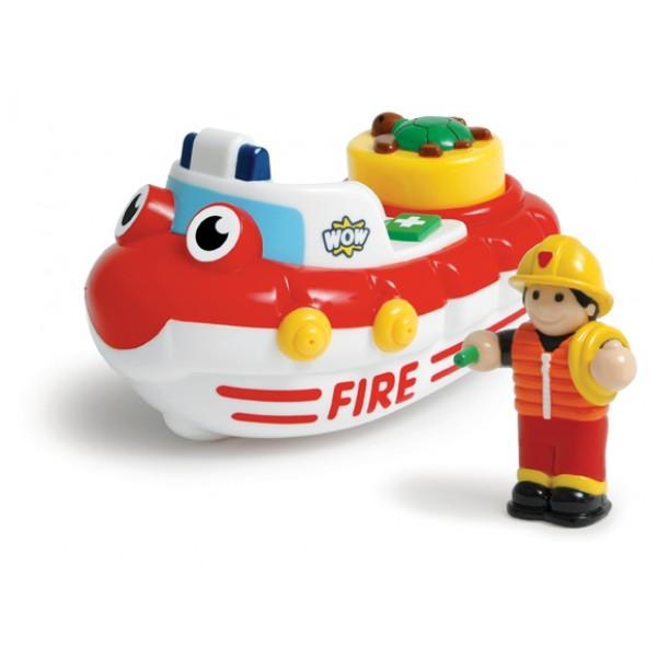 Fireboat Felix - WOW Toys