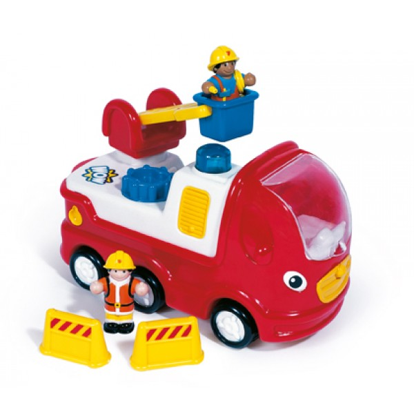 Ernie Fire Engine - WOW Toys