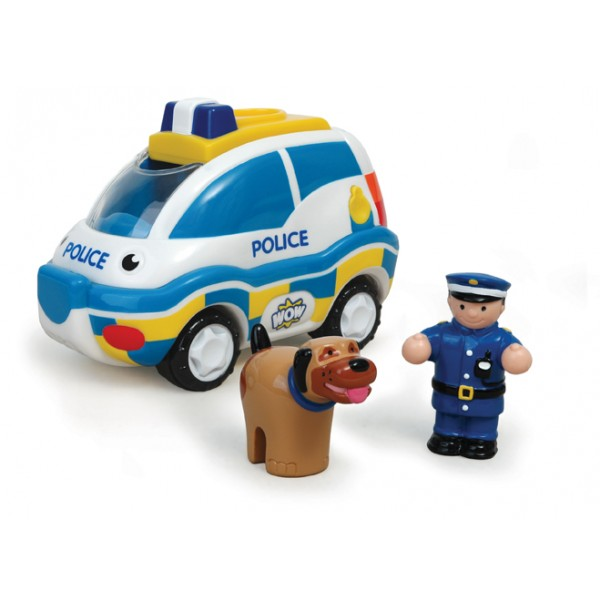 Police Chase Charlie - Wow Toys
