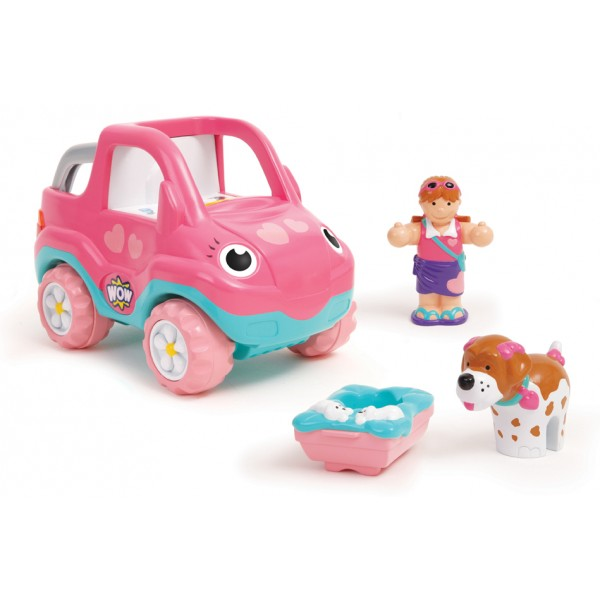 Pennys Pooch n Ride - Wow Toys