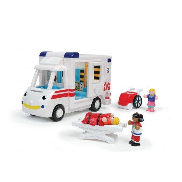 Robins Medical Rescue - WOW Toys