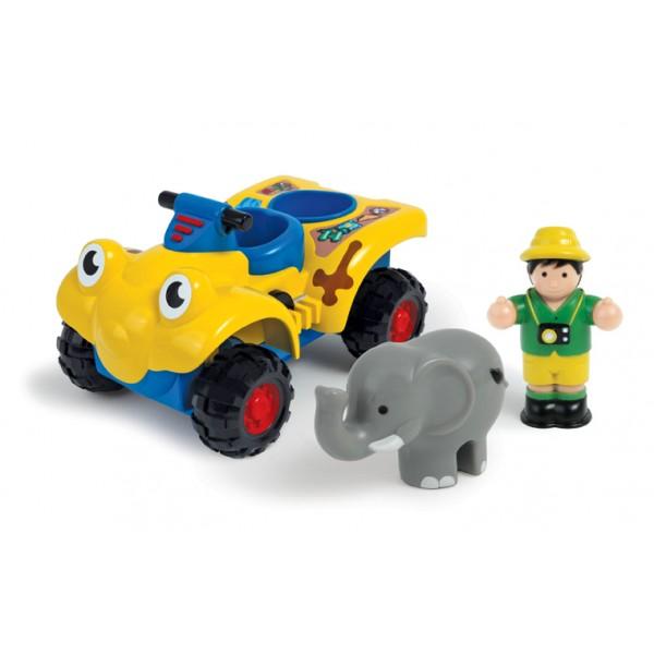 Rock N Ride Ralph - WOW Toys