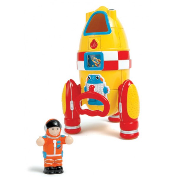 Ronnie Rocket - WOW Toys