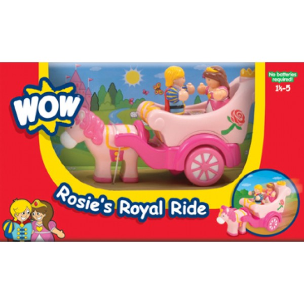 Rosies Royal Ride - WOW Toys
