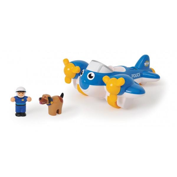 Police Plane Pete - WOW Toys