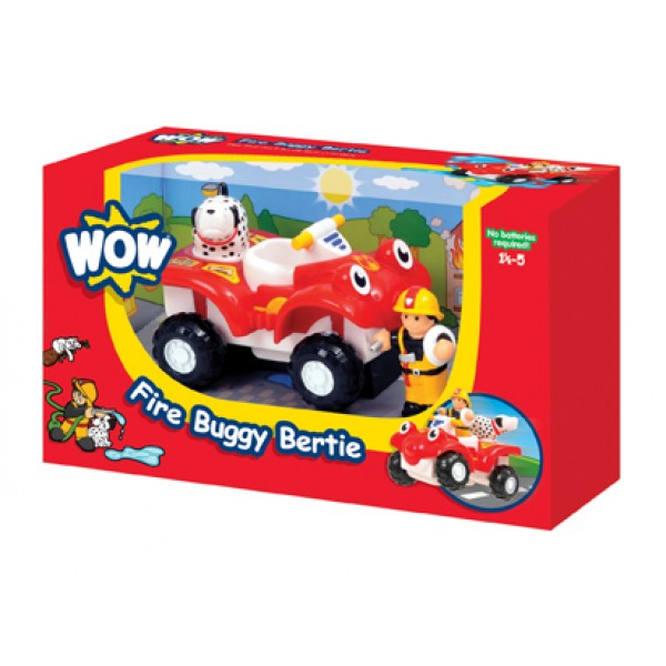 Fire Buggy Bertie - WOW Toys