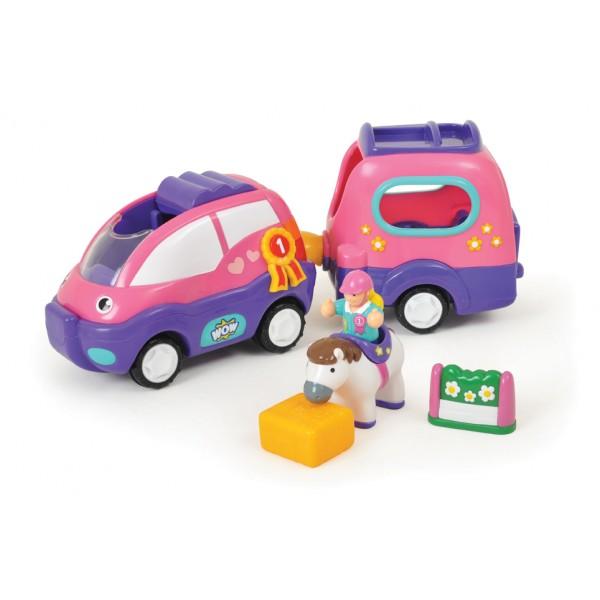 Poppys Pony Adventure - Wow Toys