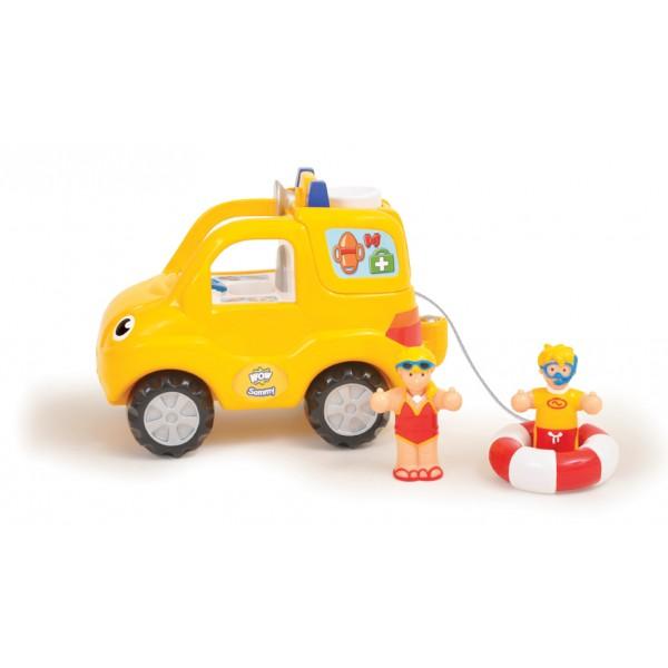 Sammys Surf Patrol - Wow Toys