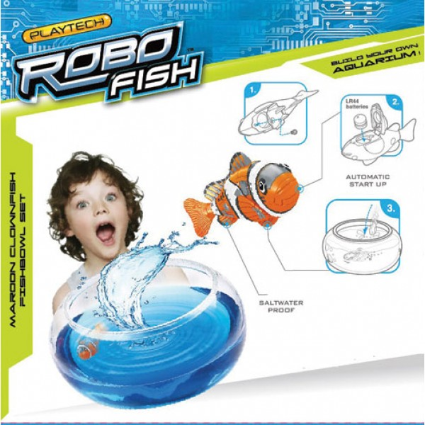 Robo Fish - Clown