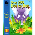 Dot to Dot - Over 200 - Buki Activity 1313
