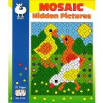 Mosaic Hidden Pictures - Buki Activity 1314