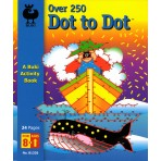 Dot To Dot Over 250 - Buki Activity 1326