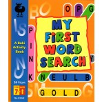 Word Search - Buki Activity 1341
