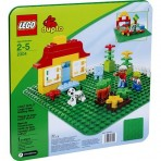 Duplo Building Plates (Green) - Lego