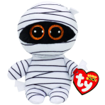 White Mummy Halloween - Beanie Boos