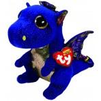Saffire the Blue Dragon Medium - Beanie Boos