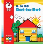 Dot to Dot 1-10 - Buki Activity 501