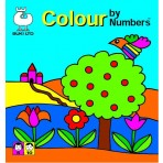 Colour by Number - Buki Activity 503