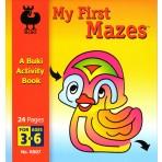 My First Mazes - Buki Activity 507