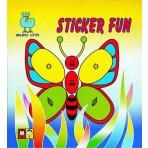 Sticker Fun - Buki Activity 511