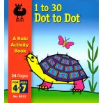 Dot to Dot 1-30 - Buki Activity 513