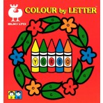 Colour By Letter - Buki Activity 514