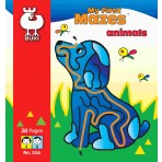 My First Mazes - Animals - Buki Activity 516