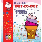 Dot to Dot 1-10 - Treats - Buki Activity 518