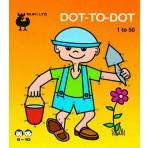 Dot to Dot 1-50 - Buki Activity 528