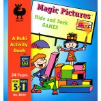 Magic Pictures - Hide And Seek Games - Buki Activity 529