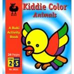 Kiddie Colour - Animals - Buki Activity 532