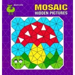 Mosaic Hidden Pictures - Buki Activity 533