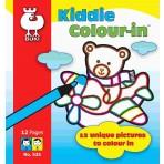 Kiddie Colour In - Buki Activity 535
