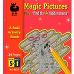 Magic Hide And Seek - Buki Activity 537