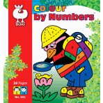Colour by Numbers 2 - Buki Activity 541