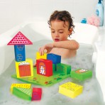 Floating Blocks - Tub Fun