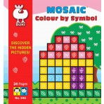 Mosaic Colour by Symbol- Buki Activity 546