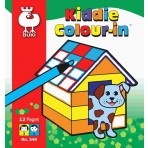 Kiddie Colour In- Buki Activity 548