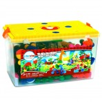Interstar School Set 120pcs bucket
