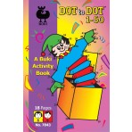 Dot to Dot 1-50 - Buki Activity 7843