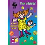Fun Mazes - Buki Activity 7862