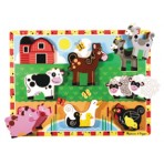 Farm Chunky - Wooden Puzzle