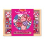 Sweet Hearts Bead Set - Melissa and Doug