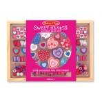 Sweet Hearts Bead Set - Melissa and Doug